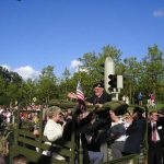The final 'capture' of Nijmegen bridge. Sunday, 19th September 2004, 16.00 hrs.