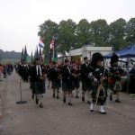 The arrival at the Groesbeek Liberation museum. Sunday, 17th September 2006, 15.15 hrs.