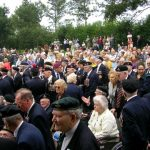 The arrival at the Groesbeek Liberation museum. Sunday, 17th September 2006, 15.29 hrs.