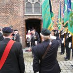 Service in the chruch at Mook. The departure to the Mook war cemetery. Wednesday, 16th September 2009, 11:34 hrs.