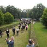 Commemoration at the Mook War Cemetery. Wednesday, 16th September 2009, 11:59 hrs.
