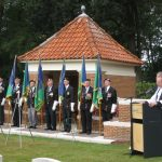 Commemoration at the Mook War Cemetery. Reflection by Rev. Mr. A. Ballard from the UK. Wednesday, 16th September 2009, 12:15 hrs.