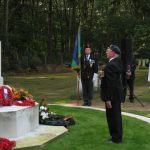 The commemoration at the Jonkerbos War Cemetery at Nijmegen. Saturday, 19th September 2009, 15:00 hrs.