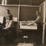 Foto 20 - Het Nederlandse Militaire Hospitaal, de opname van patiënten