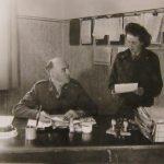 Foto 25 - Het Nederlandse Militaire hospitaal, de chef Dr Joppe
