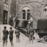 Foto 27 - Het Nederlandse Militaire hospitaal, de keuken gaat weg