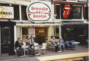 Broodje van Kootje at the Leidseplein