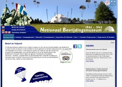 Liberation Museum 1944-1945 Groesbeek