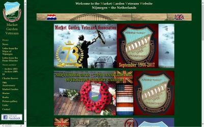 The Market Garden Veterans Association Nijmegen