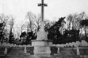 Mook. Mook War Cemetery