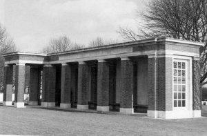 Groesbeek. Canadian War Cemetery
