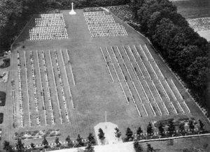 Oosterbeek. Airborne Cemetery