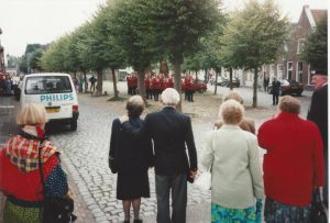 (7) The reception by the Megen band