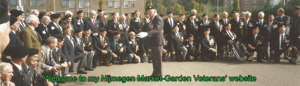 Jaap Been's Market-Garden website.